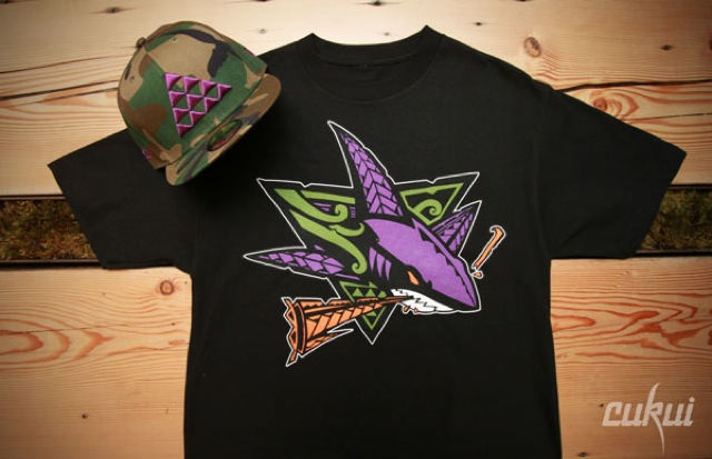 new style 54667 d5d79 San Jose Sharks « FITTED HAWAII