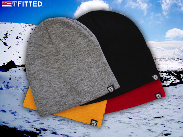 c9fa4786563 AVAILABLE IN-STORES NOW  FITTED BEANIES! RED