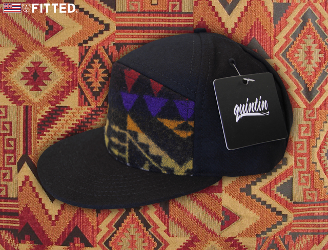 NOW AVAILABLE IN-STORES  RONNIE FIEG x QUINTIN PENDLETON 6-PANEL WOOL CAPS  « FITTED HAWAII 59c1ff85b2f3