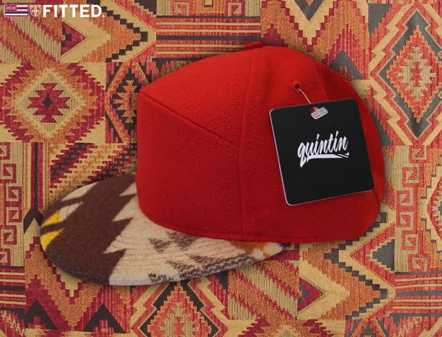 NOW AVAILABLE IN-STORES  RONNIE FIEG x QUINTIN PENDLETON 6-PANEL ... 409b9afc2189