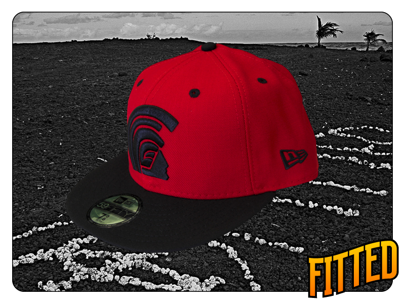df9430032f6 NOW AVAILABLE  TRILOCK TEE x RED BLK MUA NEW ERA FITTED. Tuesday ...
