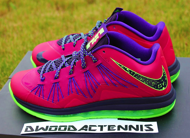 Nike-LeBron-X-Low-Red-Plum-Electric-Green-03