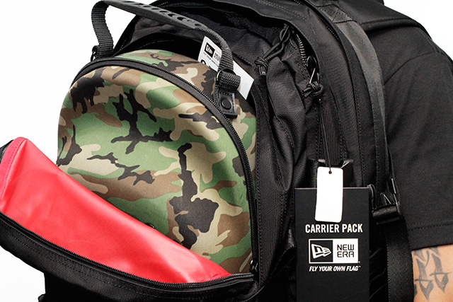 New Era 6 Cap Carrier Pack