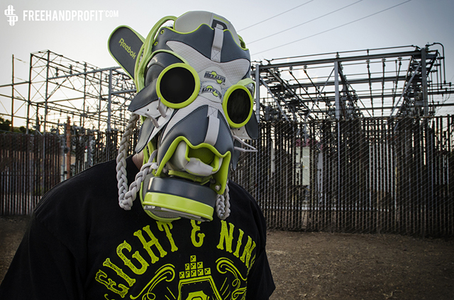 A Look At Unreleased Masks - FREEHANDPROFIT.com 1/1/2014