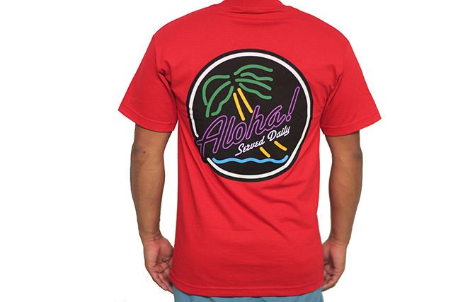 ALOHASERVEDDAILY_RED_TEE_BACK