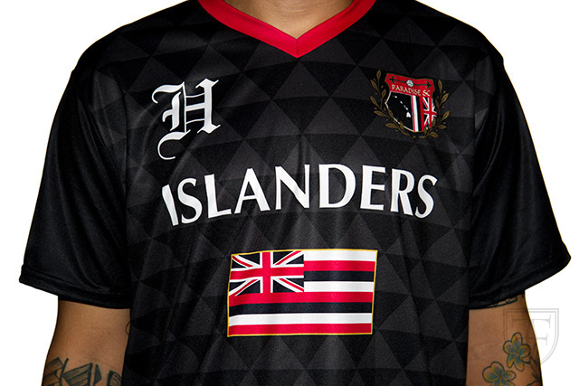 the latest 3211d c2f1a FITTED + PARADISE SOCCER CLUB ISLANDERS SC « FITTED HAWAII